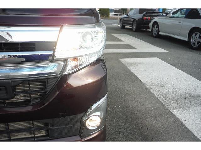 カスタムRS SA 両側パワースライドドア LEDライト(9枚目)