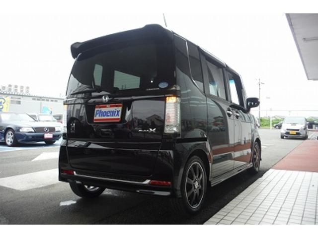 モデューロX G特別仕様車ナビHIDパワスラ専用エアロ(9枚目)