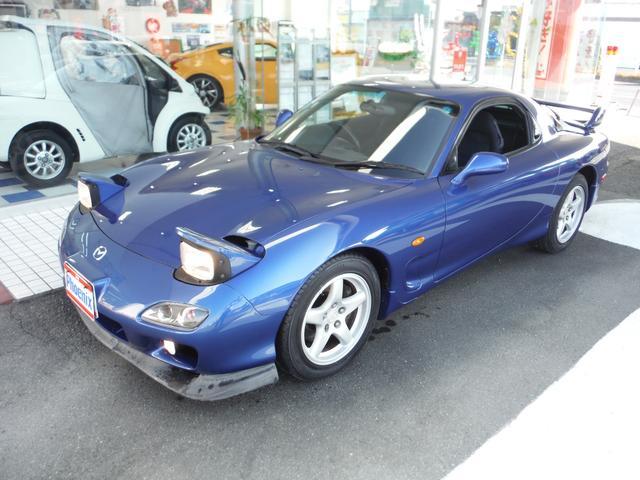 「マツダ」「RX-7」「クーペ」「三重県」の中古車5
