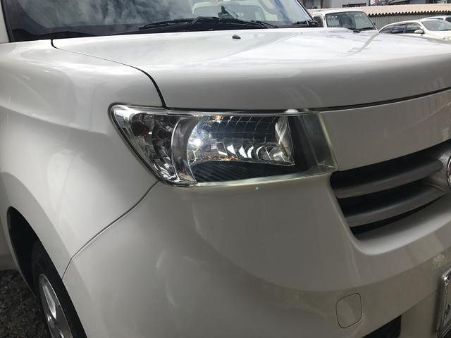 トヨタ bB S ガーネットED 1オーナースマートキーHID地デジDVD