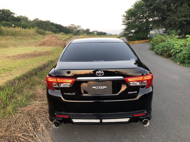 「トヨタ」「マークX」「セダン」「愛知県」の中古車3