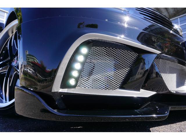 LBコンプ 新品フルエアロ 車高調 20AW 4本マフラー(6枚目)