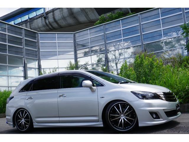 LBコンプリート フルエアロ 新品車高調 20AW 黒革調(4枚目)