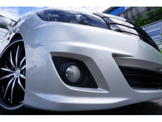 LBコンプリート フルエアロ 新品車高調 20AW 黒革調(6枚目)