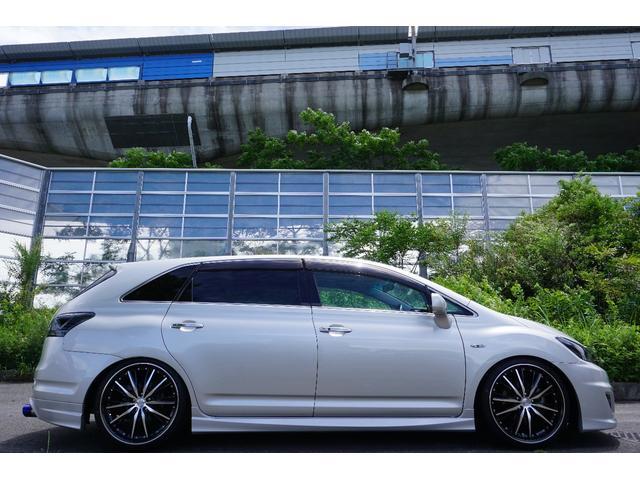 LBコンプリート フルエアロ 新品車高調 20AW 黒革調(13枚目)