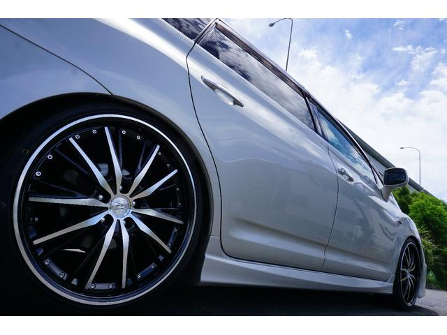 LBコンプリート フルエアロ 新品車高調 20AW 黒革調(14枚目)