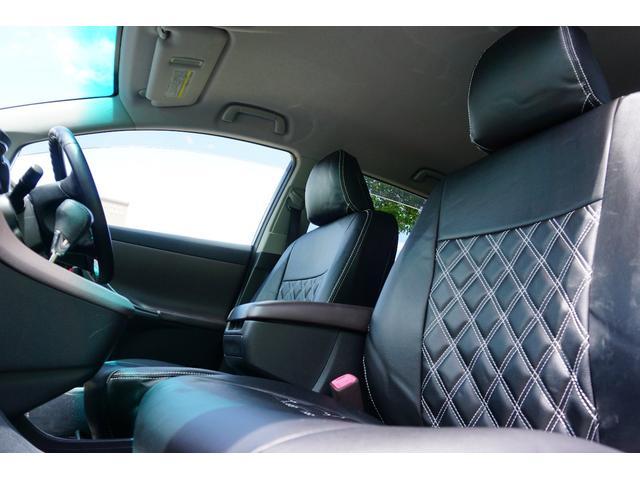 LBコンプリート フルエアロ 新品車高調 20AW 黒革調(20枚目)
