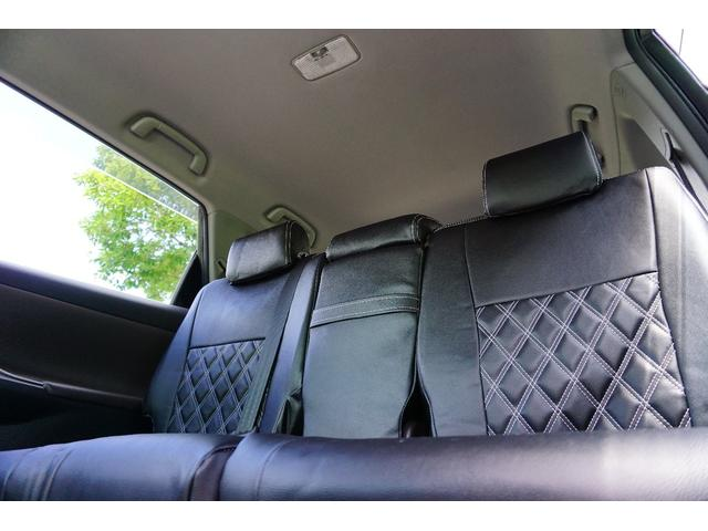 LBコンプリート フルエアロ 新品車高調 20AW 黒革調(22枚目)