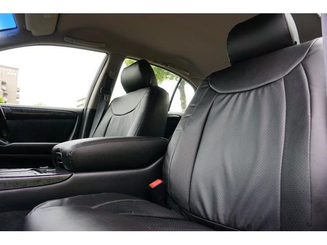 LBコンプ GSルック 新品車高調19AW 黒革調 後期(19枚目)