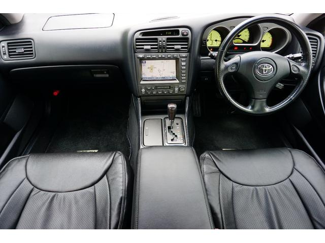 LBコンプ GSルック 新品車高調19AW 黒革調 後期(20枚目)