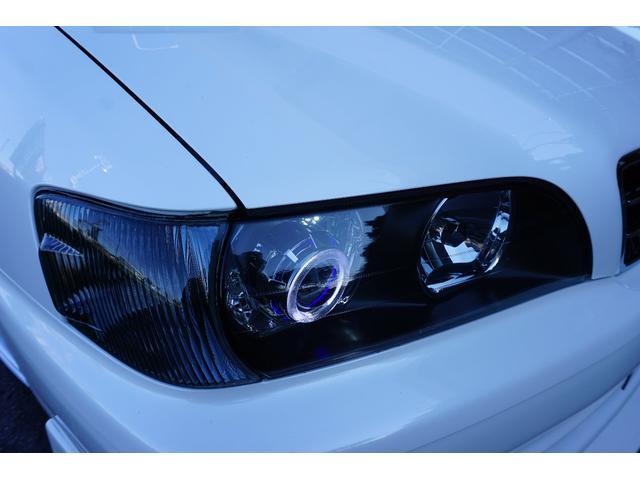 LBコンプ フルエアロ 新品車高調 新品19AW 黒革調後期(5枚目)