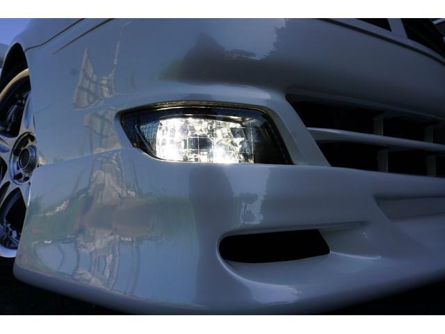LBコンプ フルエアロ 新品車高調 新品19AW 黒革調後期(7枚目)