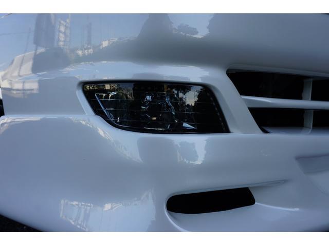 LBコンプ フルエアロ 新品車高調 新品19AW 黒革調後期(8枚目)