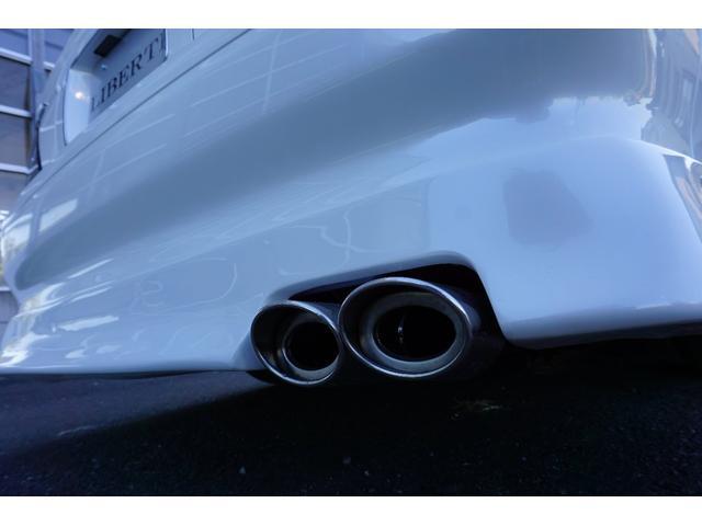 LBコンプ フルエアロ 新品車高調 新品19AW 黒革調後期(19枚目)