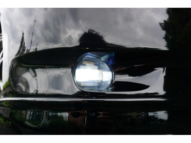 240G LIBERTEコンプリート 新品フルエアロ 新品車高調 新品19AW 新品黒革調 BLACKヘッド&フォグランプワンオフ加工 大型イルミレーション LEDスモークテールランプ チタンルックテールエンド(8枚目)