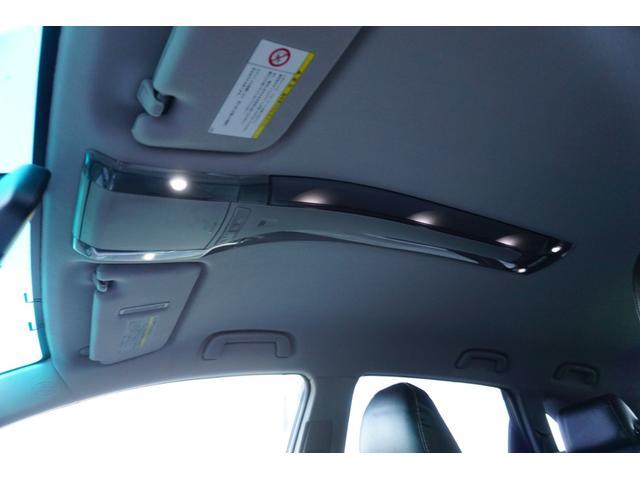 240G LIBERTEコンプリート 新品フルエアロ 新品車高調 新品19AW 新品黒革調 BLACKヘッド&フォグランプワンオフ加工 大型イルミレーション LEDスモークテールランプ チタンルックテールエンド(22枚目)