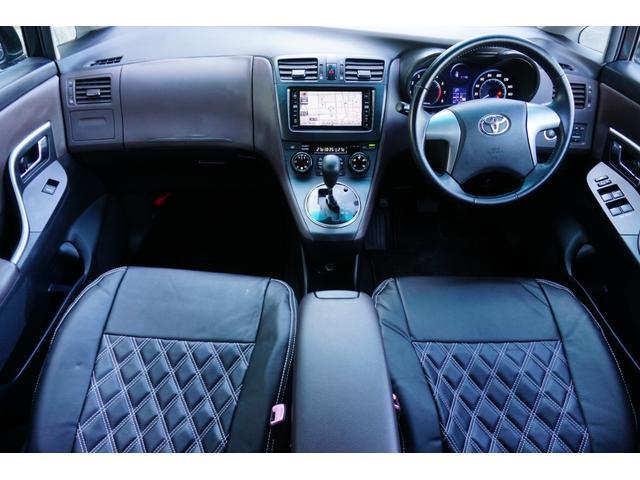 240G LIBERTEコンプリート 新品フルエアロ 新品車高調 新品19AW 新品黒革調 BLACKヘッド&フォグランプワンオフ加工 大型イルミレーション LEDスモークテールランプ チタンルックテールエンド(23枚目)