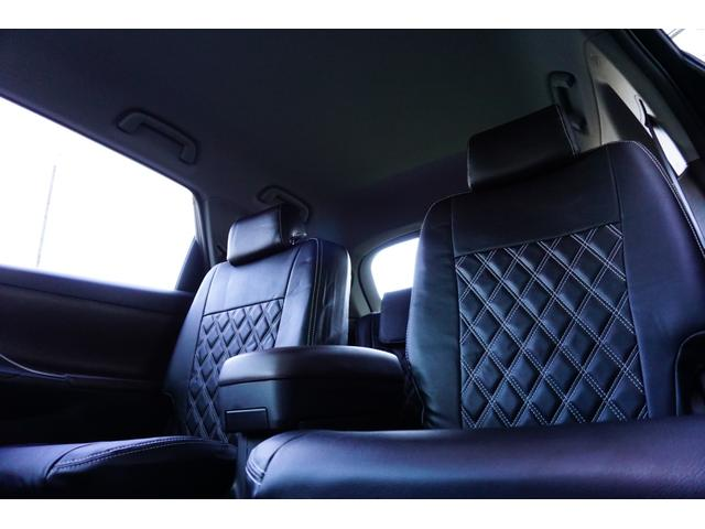 240G LIBERTEコンプリート 新品フルエアロ 新品車高調 新品19AW 新品黒革調 BLACKヘッド&フォグランプワンオフ加工 大型イルミレーション LEDスモークテールランプ チタンルックテールエンド(24枚目)