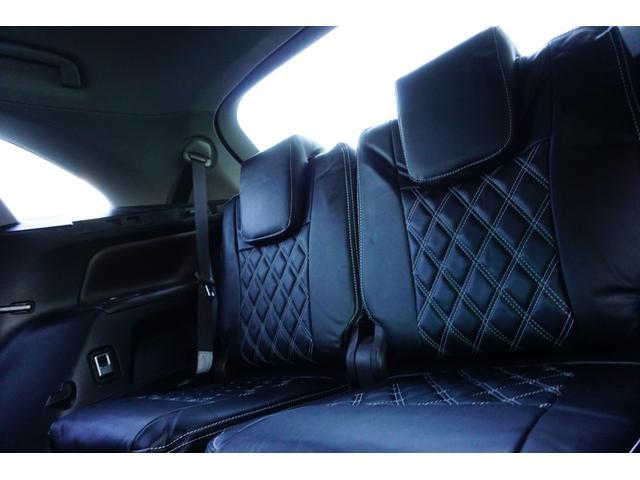 240G LIBERTEコンプリート 新品フルエアロ 新品車高調 新品19AW 新品黒革調 BLACKヘッド&フォグランプワンオフ加工 大型イルミレーション LEDスモークテールランプ チタンルックテールエンド(25枚目)