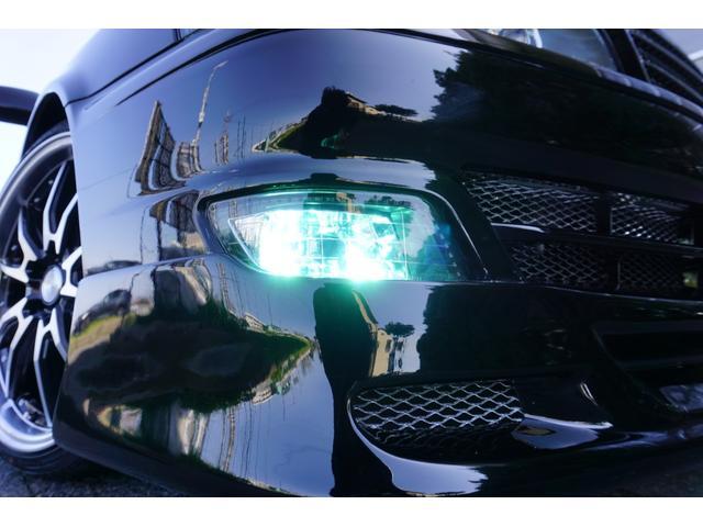 LBコンプリート 新品車高調 新品19inch 黒革調 後期 新品プロジェクターヘッドライト加工  HIDフォグ加工 クリスタルレンズ加工 新品デュアルマフラーテールエンド ウッドコンビハンドル キーレス パワーシート(8枚目)