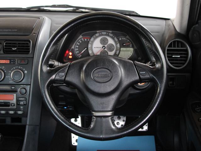 トヨタ アルテッツァ RS200 Zエディション Tベルト交換済 後期型 Fリップ