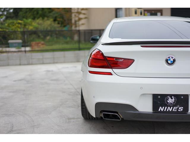 BMW BMW 650iクーペ 20AW カーボン Mスポ サンルーフ