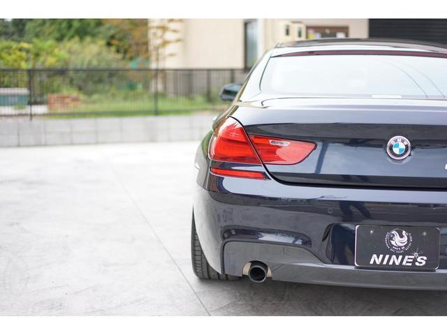 BMW BMW 640iグランクーペ Mスポーツパッケージ 記録簿 黒革