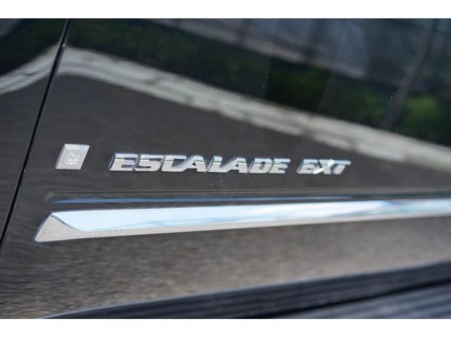 キャデラック キャデラック エスカレードEXT フルカスタム デモカー 26AW アルカンターラ カーボン