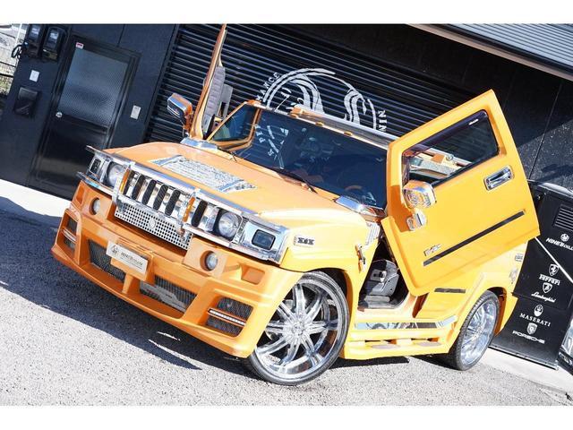 「ハマー」「ハマー H2」「SUV・クロカン」「岐阜県」の中古車7