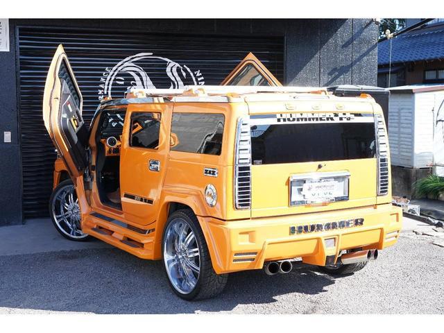 「ハマー」「ハマー H2」「SUV・クロカン」「岐阜県」の中古車14