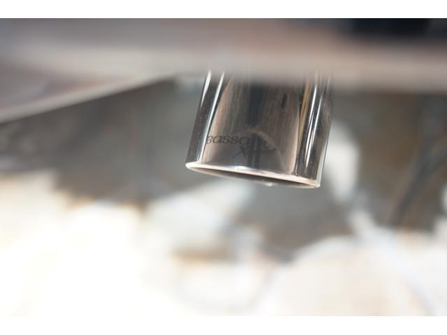 グリルガード LEDヘッド EliteMax22AW マッドタイヤ Bassani2本出しマフラー サンルーフ バネサス サイドステップ バックカメラ イエローフォグ ACパネル移設 3列シート(24枚目)