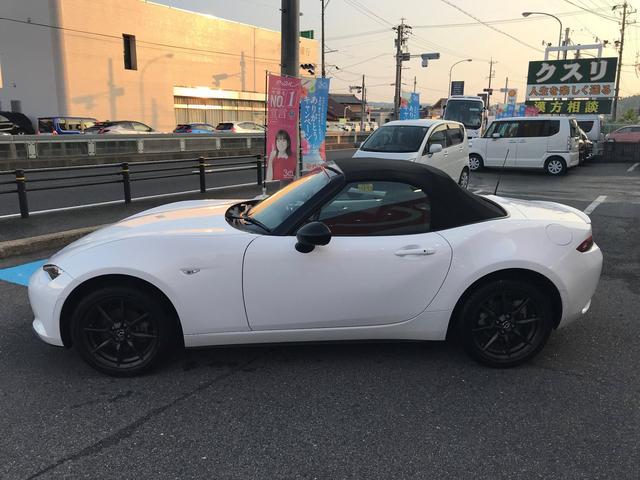 「マツダ」「ロードスター」「オープンカー」「岐阜県」の中古車7