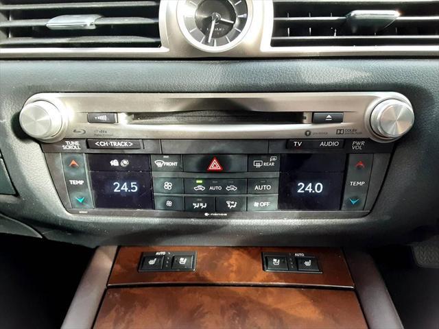 GS250 Iパッケージ 純正ナビ フルセグ レザーシート シートヒーター シートエアコン クルコン パワーシート パドルシフト 衝突軽減ブレーキ Cセンサー ETC フォグランプ オートライト レーンキープ(28枚目)