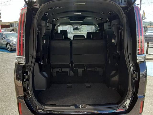 Gi 1年保証付 トヨタセーフティーセンス 純正10インチナビ 純正フリップダウンモニター フルセグ Bluetooth 両側パワースライドドア クルーズコントロール オートハイビーム レーン逸脱アラート(29枚目)