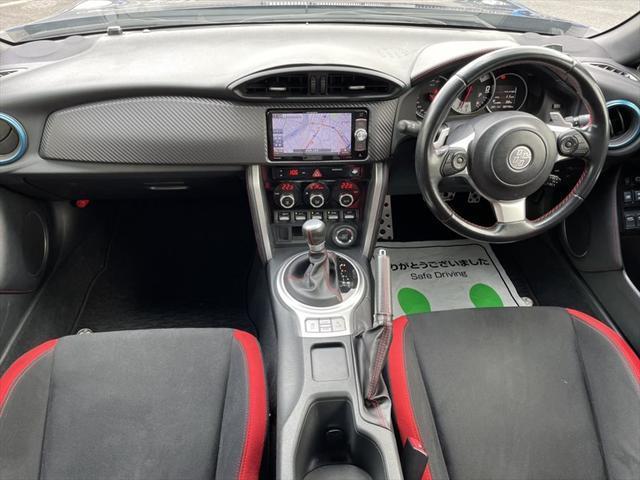 GT 1年保証付 メモリーナビ クリアランスソナー フルセグTV Bluetooth クルーズコントロール パドルシフト LEDヘッドライト セキュリティ(18枚目)