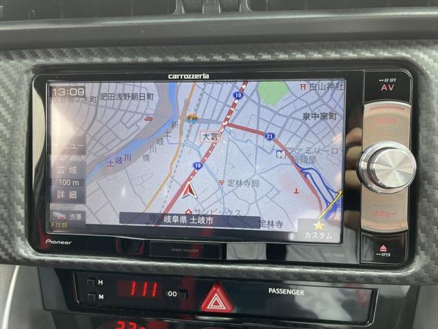 GT 1年保証付 メモリーナビ クリアランスソナー フルセグTV Bluetooth クルーズコントロール パドルシフト LEDヘッドライト セキュリティ(25枚目)