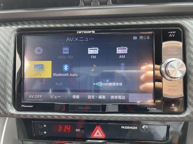 GT 1年保証付 メモリーナビ クリアランスソナー フルセグTV Bluetooth クルーズコントロール パドルシフト LEDヘッドライト セキュリティ(26枚目)