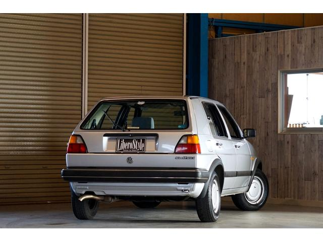 フォルクスワーゲン VW ゴルフ CLI オリジナルコンディション 1オーナー管理 記録簿多数