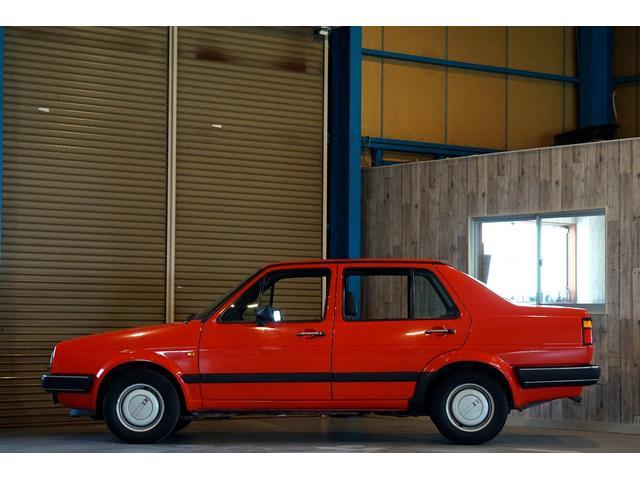 フォルクスワーゲン VW ジェッタ CL 前期モデル サンルーフ 内外装OGコンディション 右H