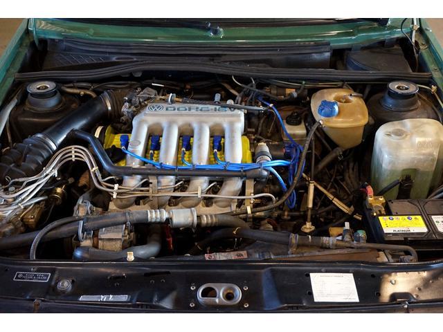 GTI 16V 中期モデル 前後スモールバンパー 左ハンドル(20枚目)