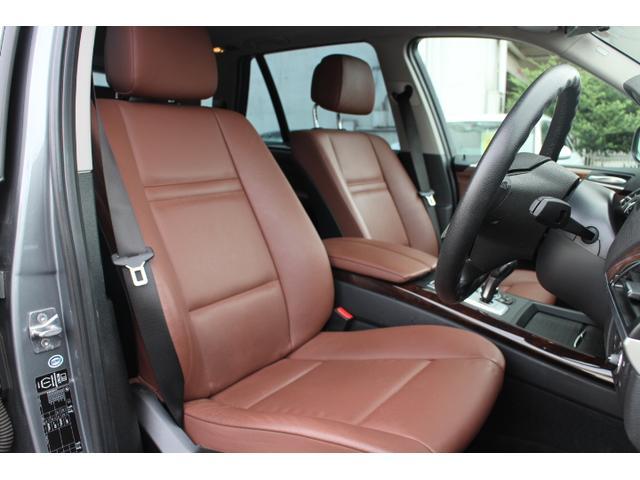 BMW BMW X5 本革 純正ナビ シートヒーター スマートキー HID