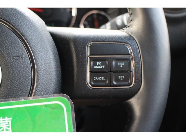 クライスラー・ジープ クライスラージープ ラングラーアンリミテッド スポーツ 社外ナビフルセグクルコン4WD
