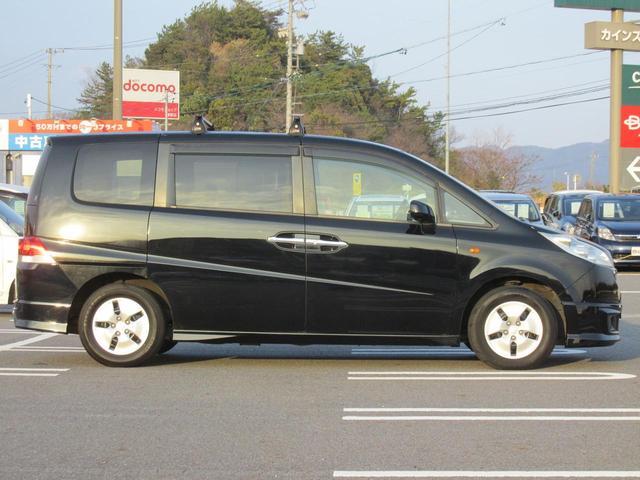 ホンダ ステップワゴン GL-PKG 保証付 両側電動ドア Bカメラ付ナビ