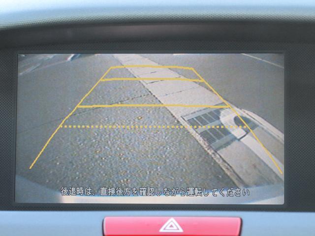 駐車時の見方!バックカメラも装備しています!!
