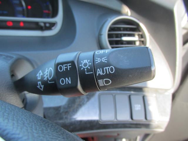 オートライト付ですので、トンネルに入ったときなども自動でライトが点灯します!