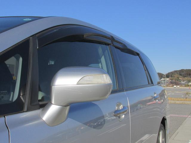 ウィンカーミラーは視認性が高いので歩行者からも見やすく安全運転に繋がりますね!