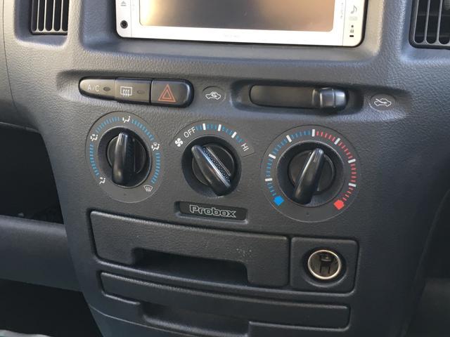 トヨタ プロボックスバン DX ナビ ETC キーレス