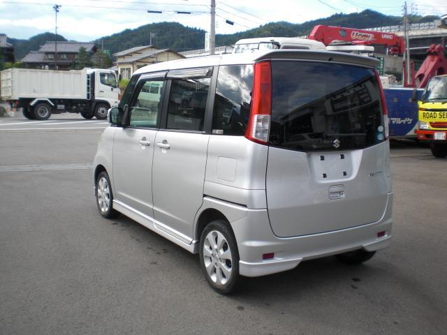 「スズキ」「パレット」「コンパクトカー」「岐阜県」の中古車9