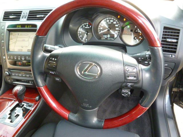 レクサス GS GS430 HDDナビ 地デジ スマートキー HID