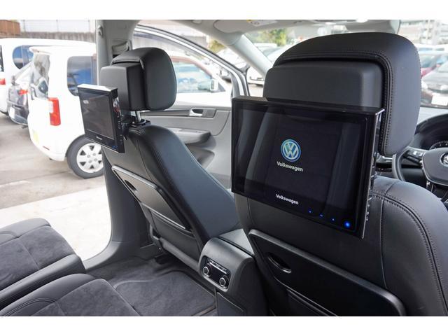 TSI ハイライン 純正後席モニター 純正ナビ フルセグTV バックカメラ ソナー BSM レーダークルーズ Bluetooth ステアリモコン キー2個 ディスチャージ ETC パワーバックドア 両側パワースライド(7枚目)